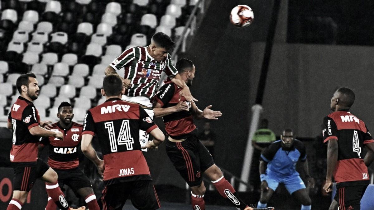 Fluminense cede empate no fim, mas garante vaga na final da Taça Rio