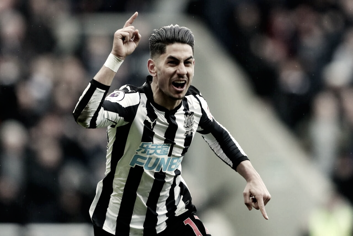 Newcastle vence o Huddersfield e fica perto de garantir sua permanência na Premier League