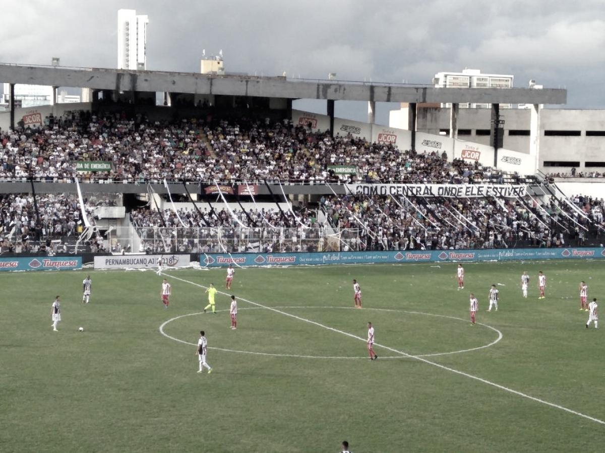 Mesmo com empate no Lacerdão, Roberto Fernandes mantém discurso contra o favoritismo