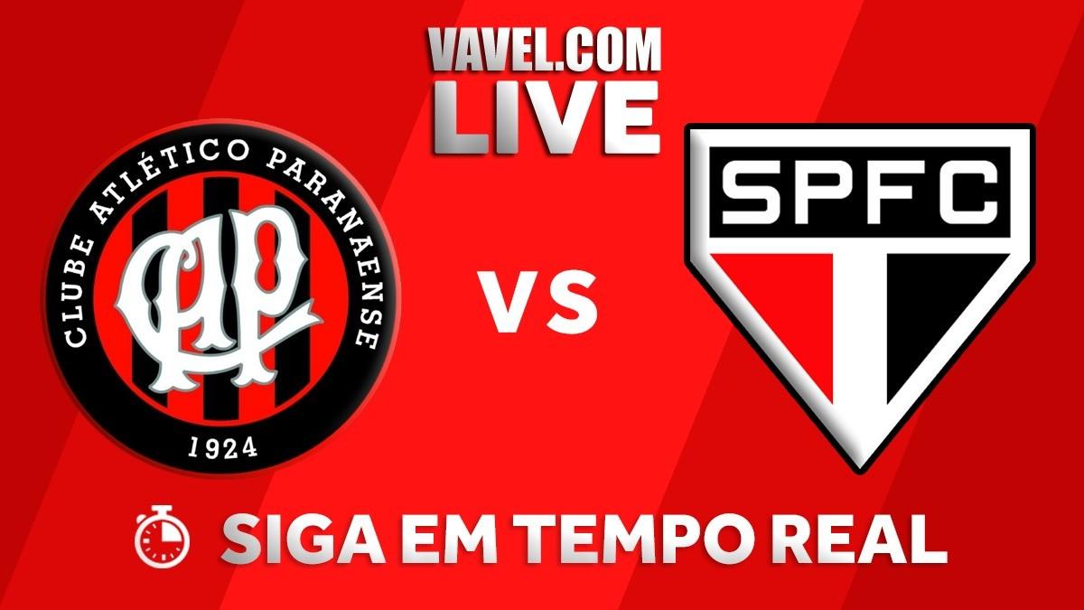 Resultado de Atlético-PR x São Paulo na Copa do Brasil 2018 (2-