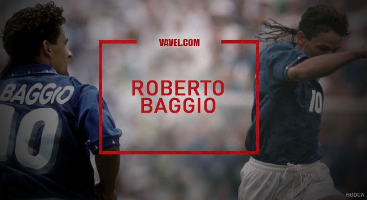 Lendas da Copa do Mundo: Roberto Baggio