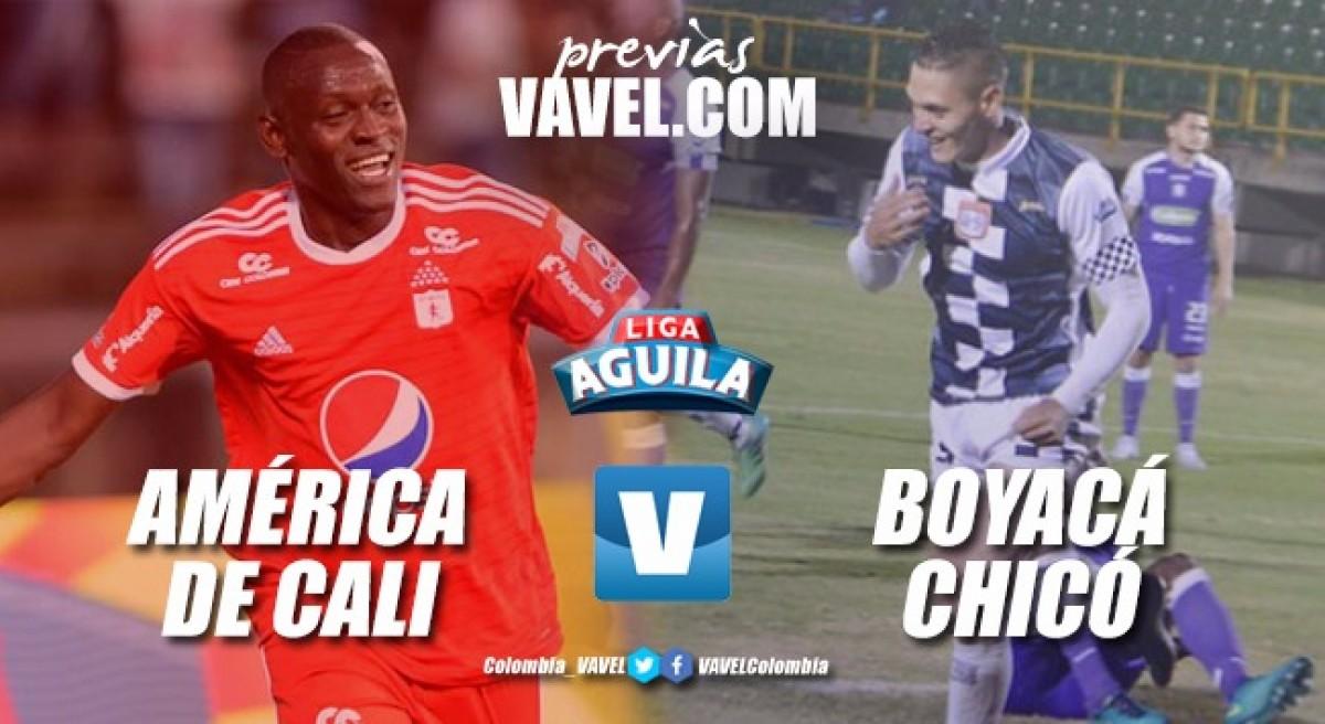 América vs. Boyacá Chicó: los 'escarlatas', a salir de la crisis ante su hinchada