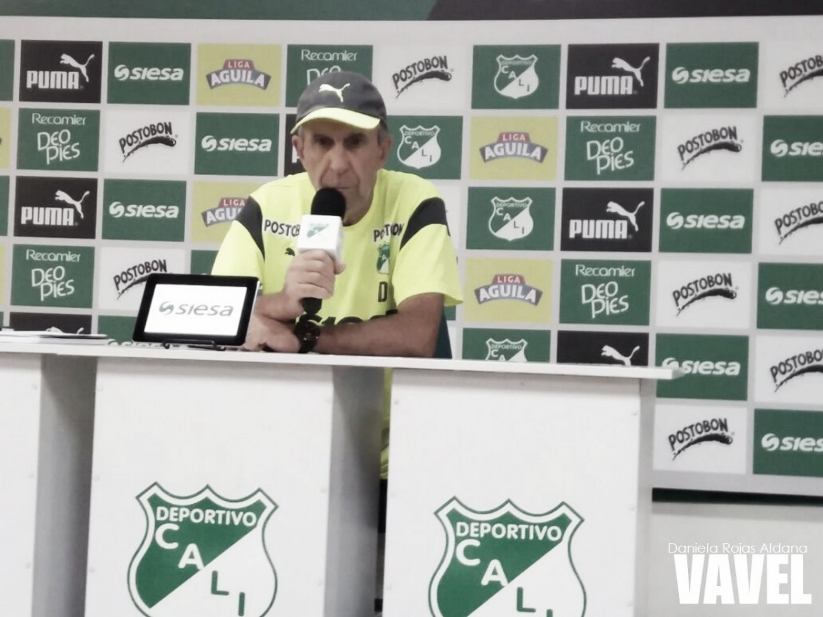 """Gerardo Pelusso: """"Vamos a jugar el martes una final"""""""
