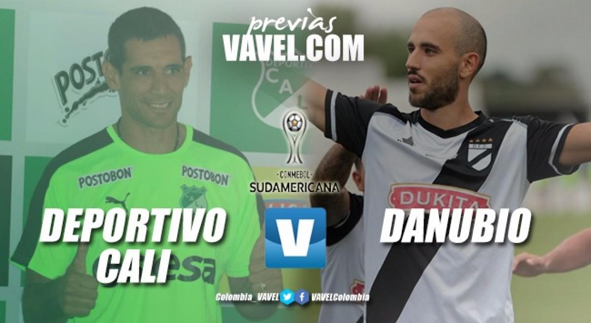 Previa Deportivo Cali vs. Danubio: duelo charrúa en el inicio de la Suramericana