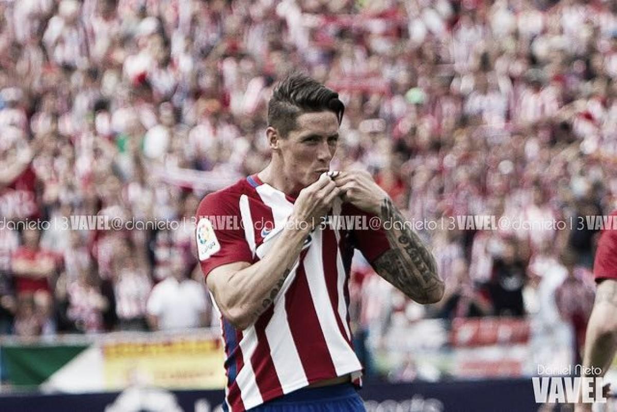 Ídolo da torcida, Fernando Torres anuncia que deixará Atlético de Madrid ao fim da temporada