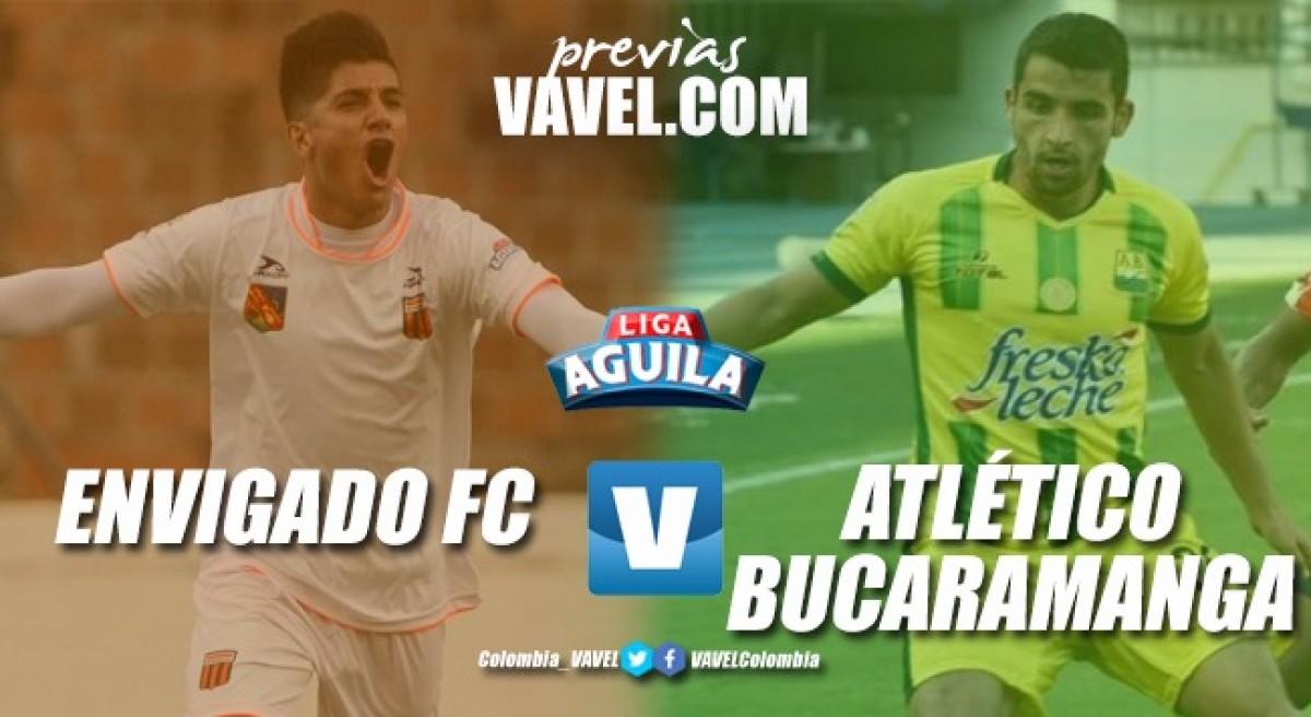 Previa Envigado vs Atlético Bucaramanga: Duelo directo por entrar a los 8