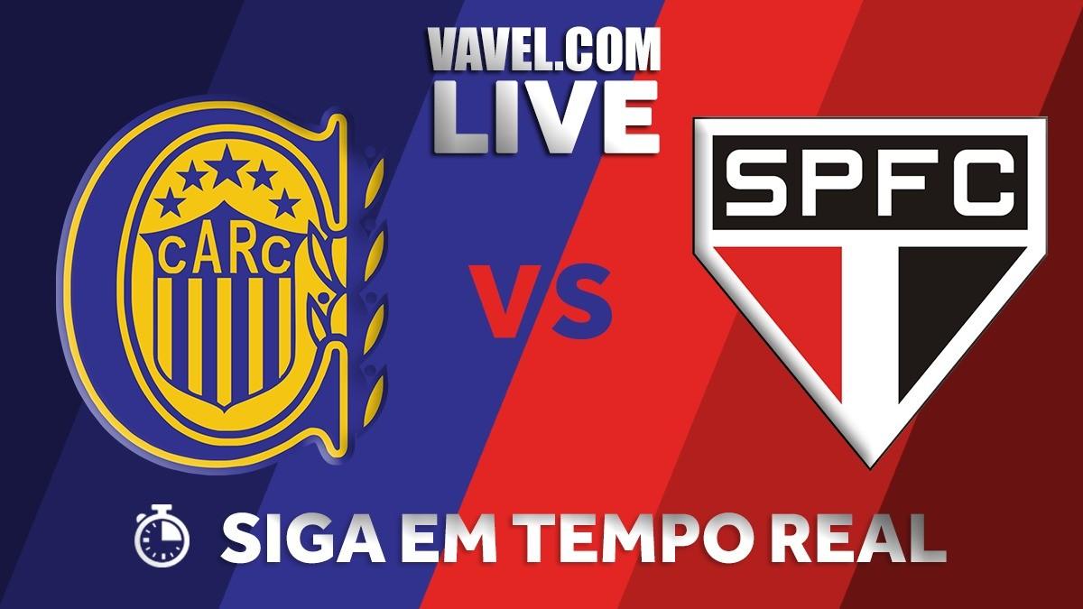 Resultado Rosario Central x São Paulo pela Copa Sul-Americana 2018 (0-0)