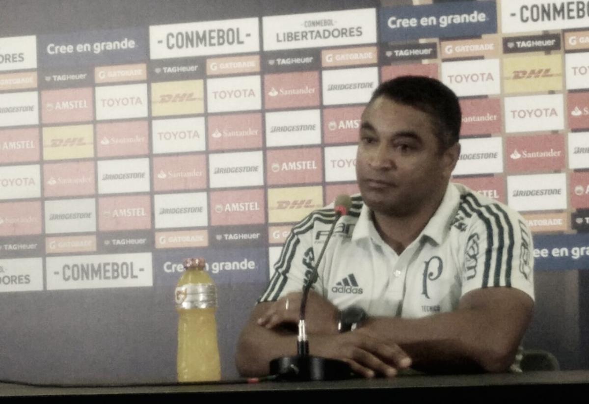 Roger Machado admite 'gosto amargo' em empate do Palmeiras contra Boca Juniors