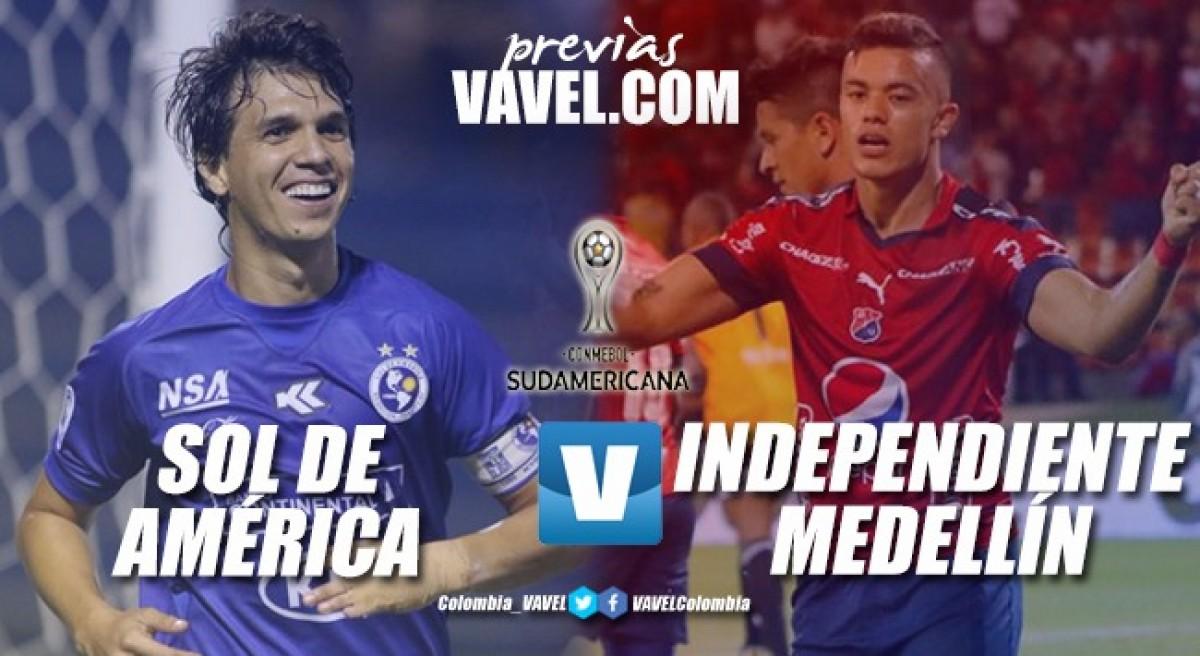 Previa Sol de América vs Medellín: inicia la travesía sudamericana 2018