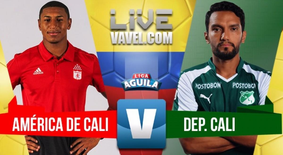 El Clásico Vallecaucano es para los rojos (2-1)