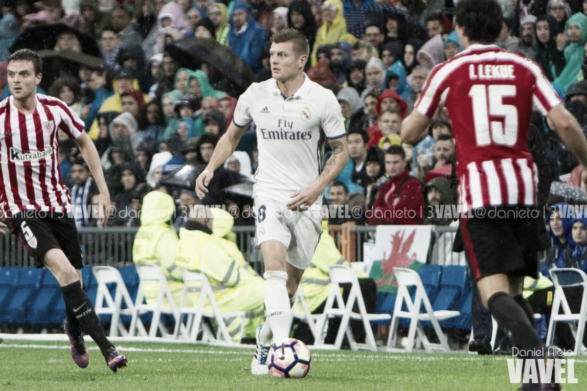 Calcanhar de Cristiano Ronaldo decisivo no empate do Real Madrid