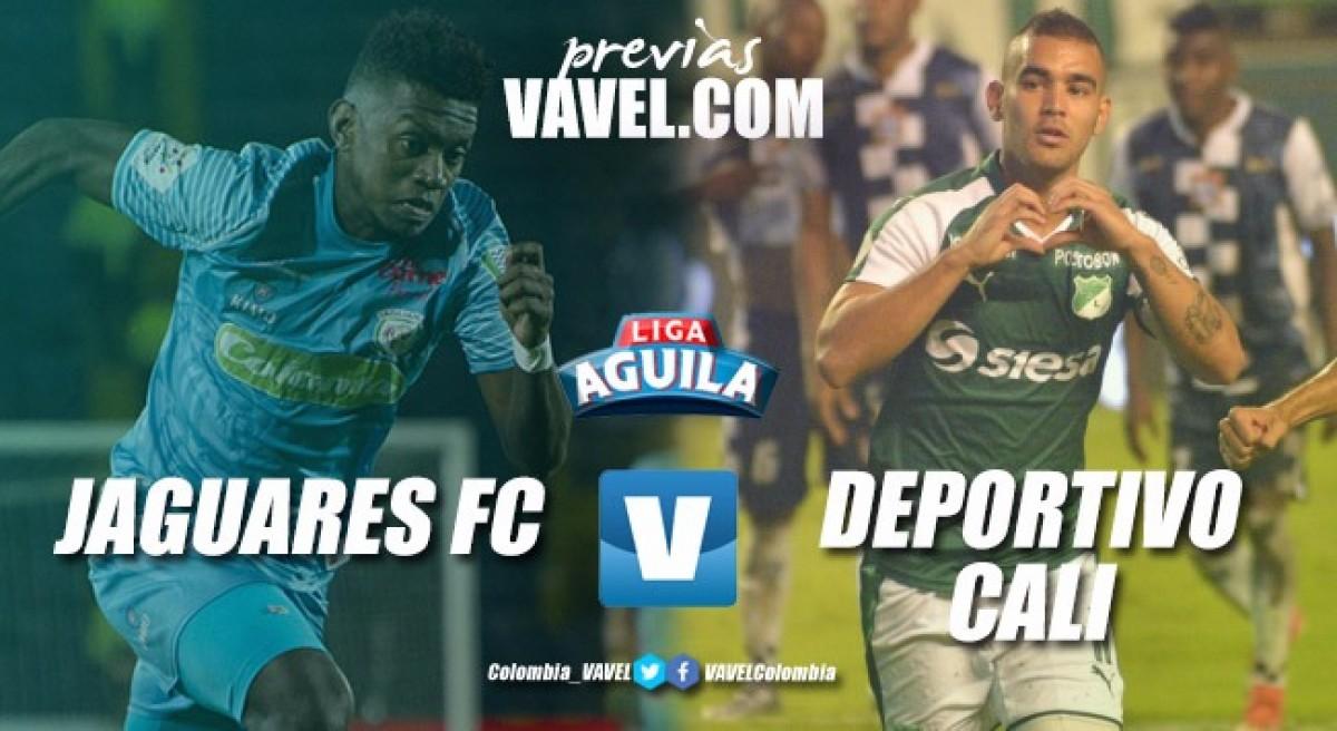 Previa Jaguares vs Deportivo Cali: Los de Pelusso aspiran a sentenciar su clasificación