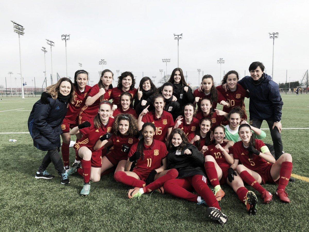 ¿Quién es quién en la Selección sub-17 femenina?