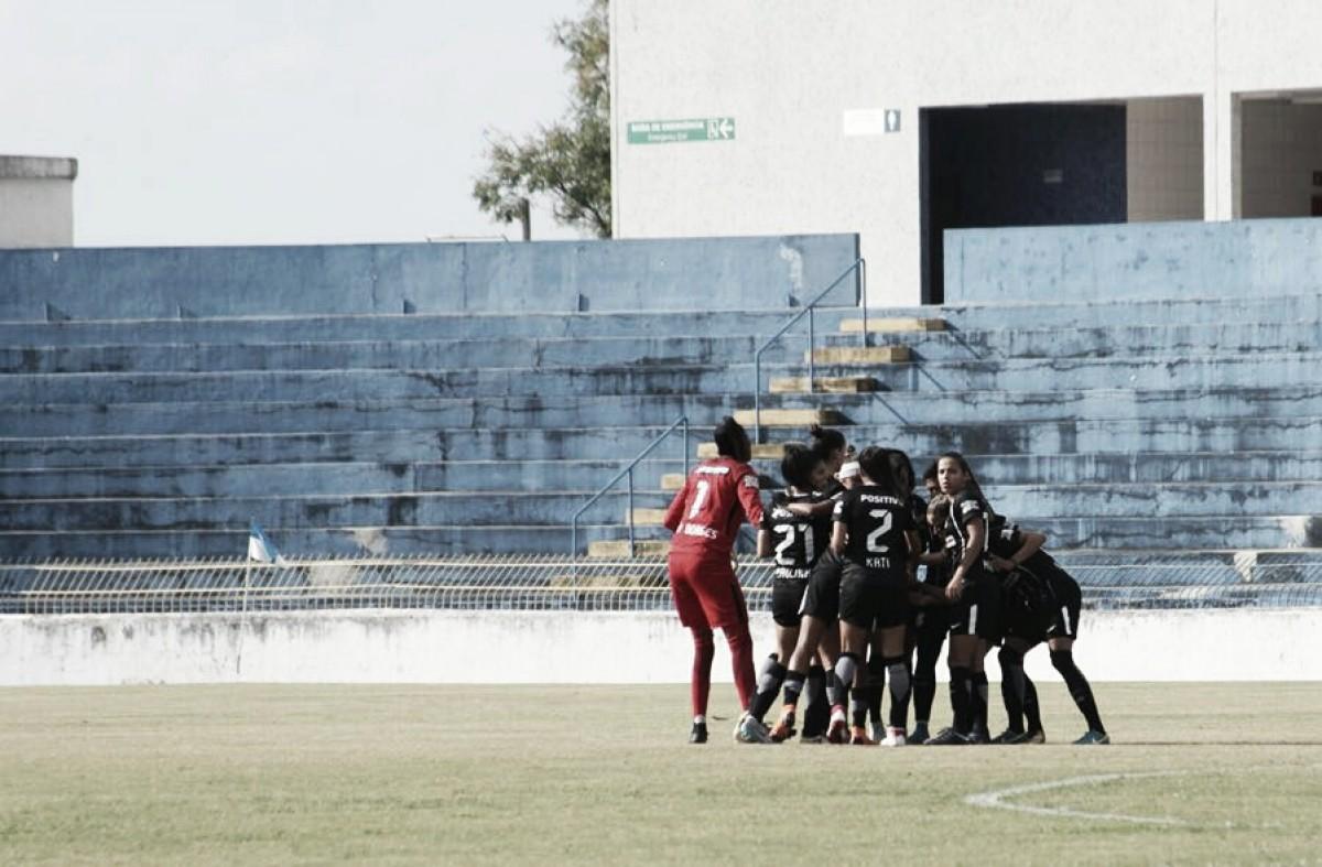 Invictas na temporada, Corinthians vence São José pelo Brasileiro Feminino