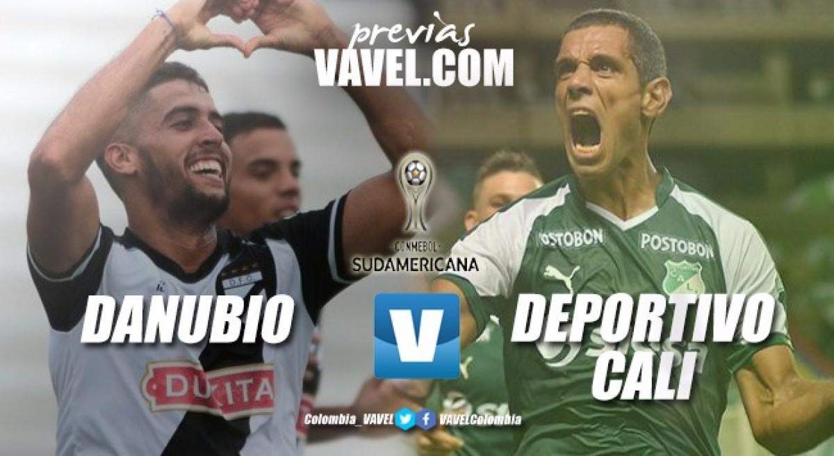 Previa Danubio vs. Deportivo Cali: El 'azucarero' sale en busca del objetivo internacional