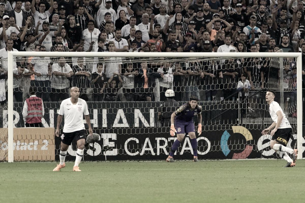 """Cássio destaca classificação e fala sobre Derby: """"É mais um jogo"""""""