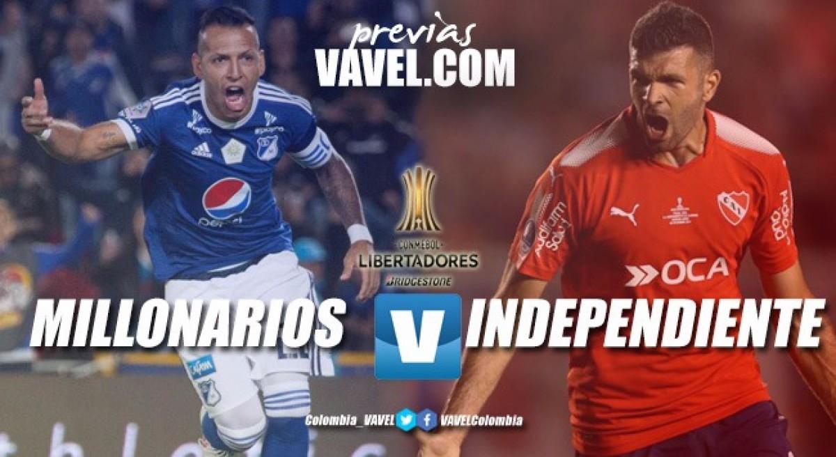 Previa Millonarios vs. Independiente: ¡matar o morir!