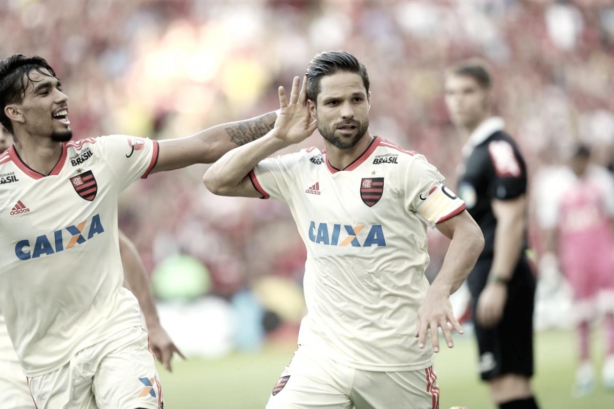 Segue o líder! Flamengo decide no primeiro tempo, vence Bahia e retoma ponta do Brasileirão