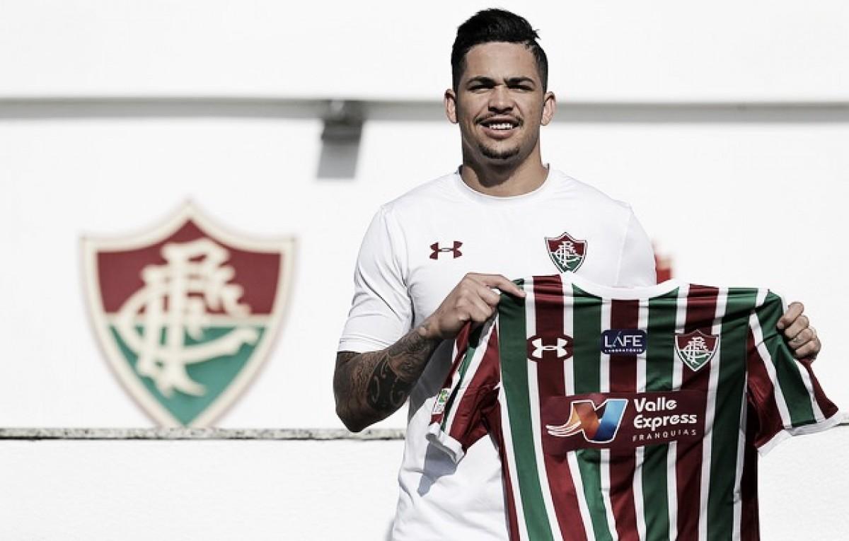 4bfedb2aa8 Fluminense anuncia contratação do atacante Luciano   quot Sensação  incrível quot