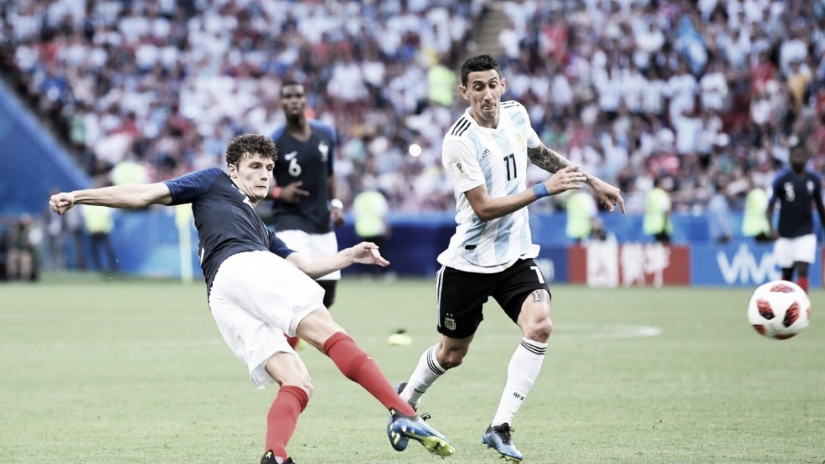 Com golaços, França e Uruguai carimbam vagas para as quartas no dia 17 de #VAVELnaRússia