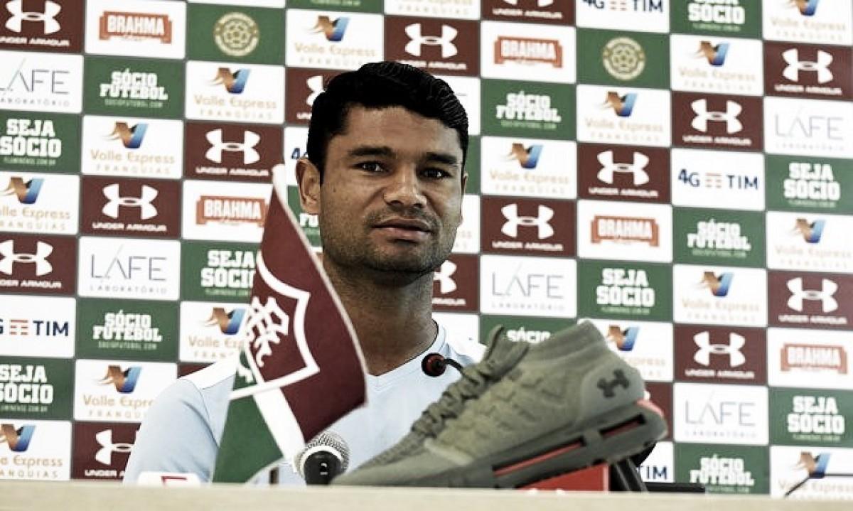 Gum destaca 'cenário de reconstrução' no Fluminense após pausa no Campeonato Brasileiro