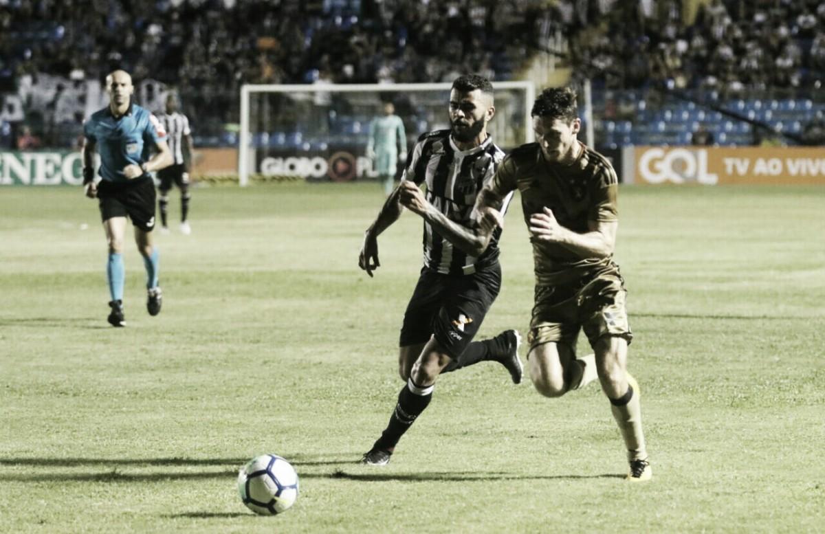 Ceará vence Sport pelo placar mínimo e conquista primeira vitória no Brasileiro