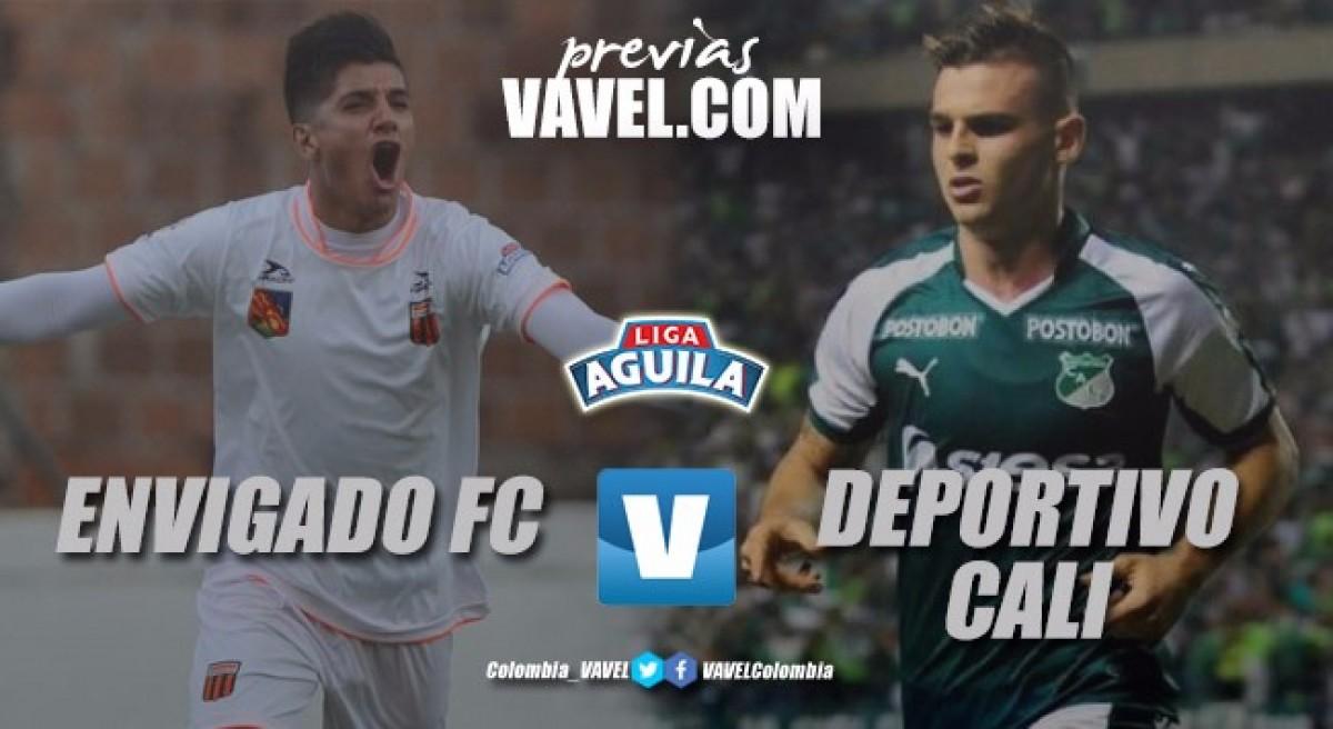 Previa Envigado vs. Deportivo Cali: la renovación 'naranja' ante la continuidad 'azucarera'