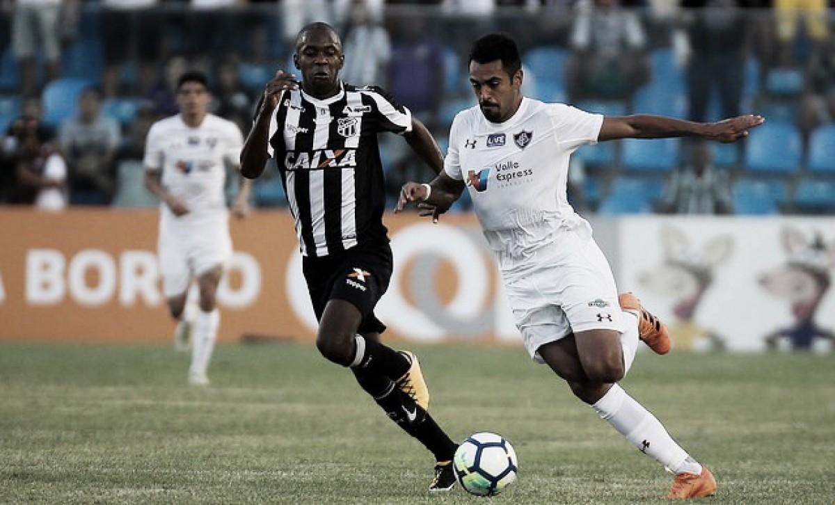Digão e Júnior Dutra são novidades na lista de inscritos do Fluminense na Sul Americana