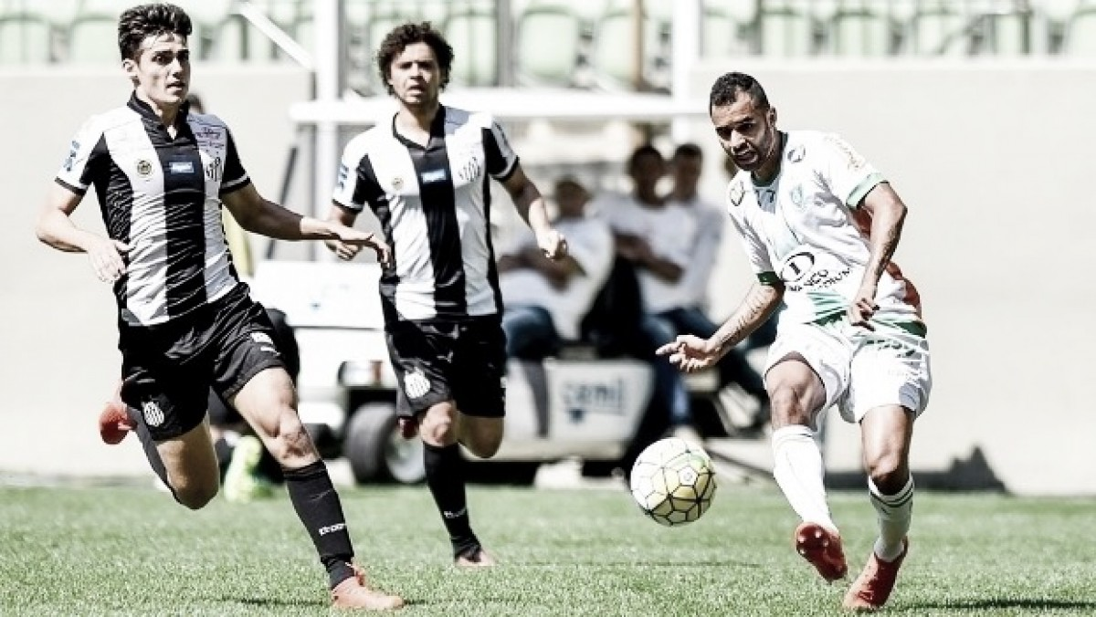 Em confronto direto contra Z-4, Santos enfrenta América-MG pelo Campeonato Brasileiro