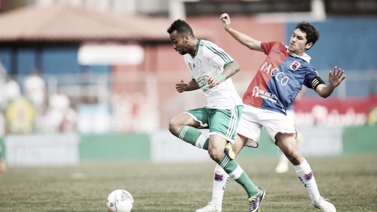 De olho no G-6, Palmeiras recebe Paraná em busca de recuperação no Brasileirão