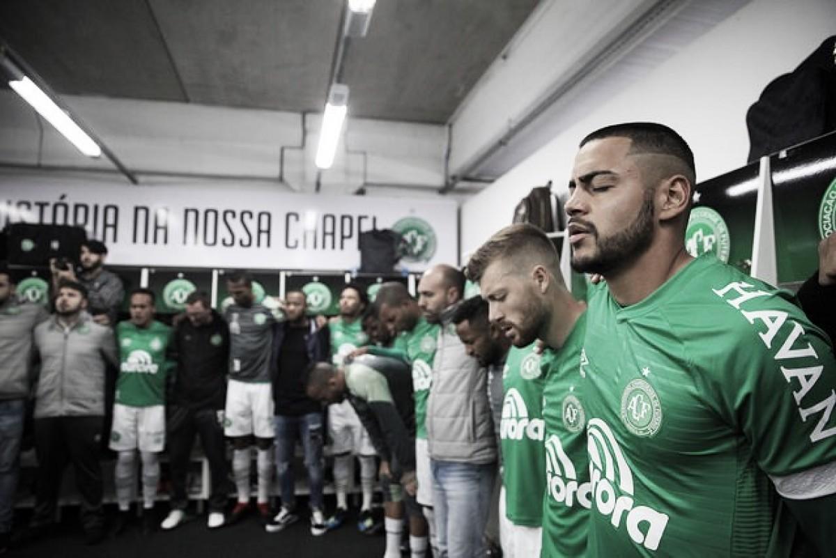 Chape define planejamento da viagem a Turim, onde fará amistoso contra o Torino