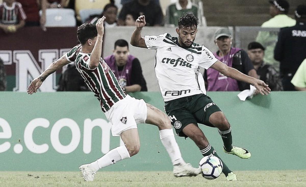 Fluminense negocia com Palmeiras e pede 4 milhões de euros para abrir mão de processo