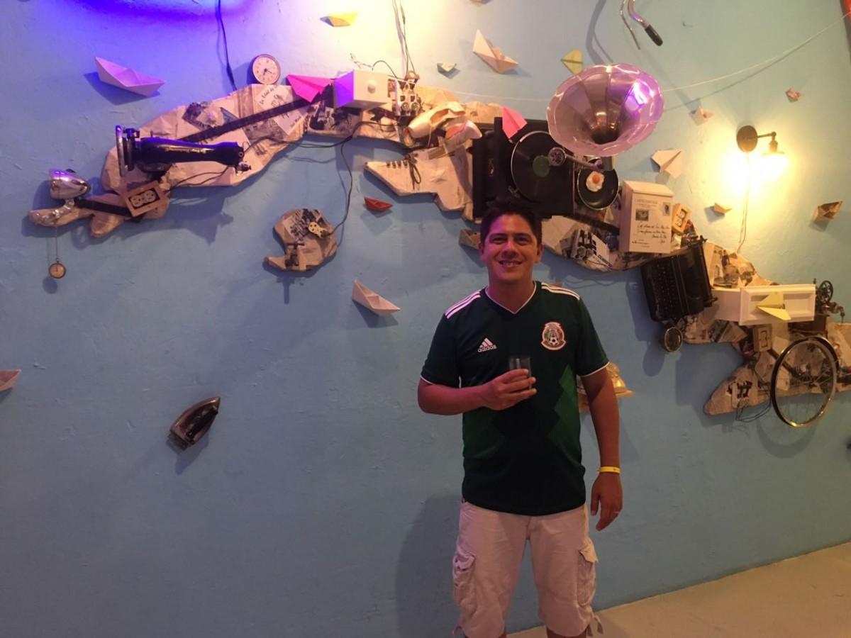 Un mexicano en Cuba (Capítulo: Futbol)