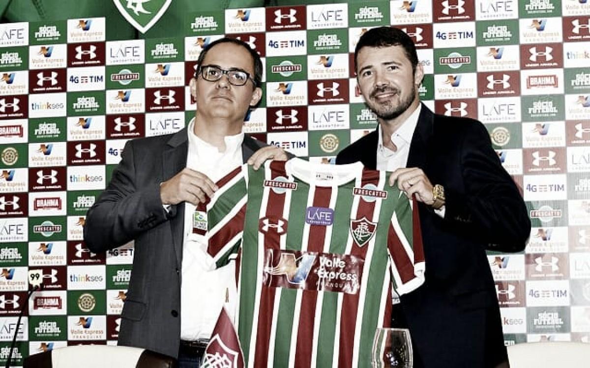 Presidente da Valle Express fala sobre problemas da relação com Fluminense