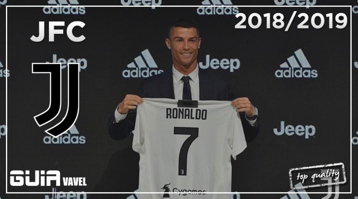 Guia VAVEL Itália da temporada 2018-19: Juventus