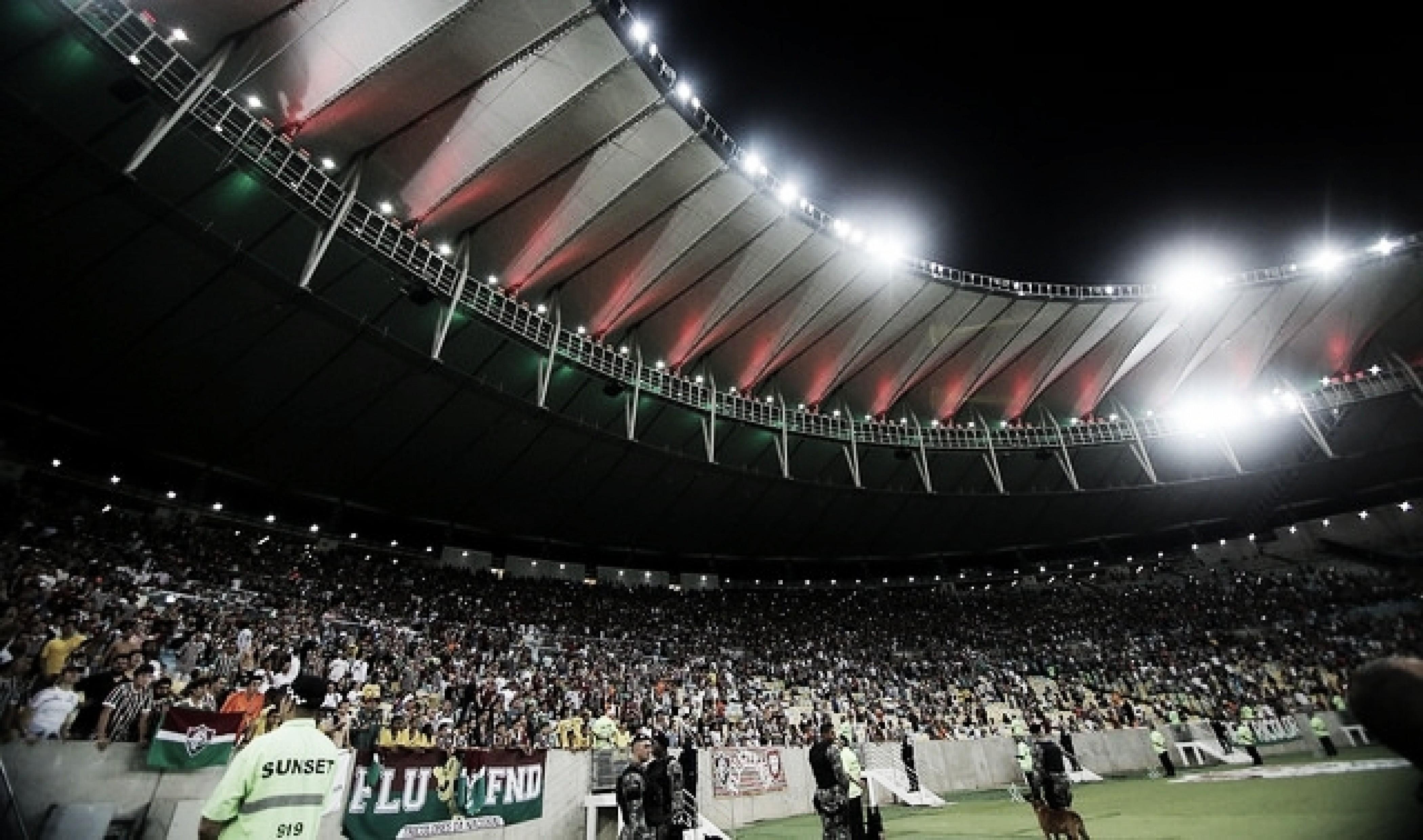Fluminense e Maracanã entram em acordo e partida contra Deportivo Cuenca será no estádio
