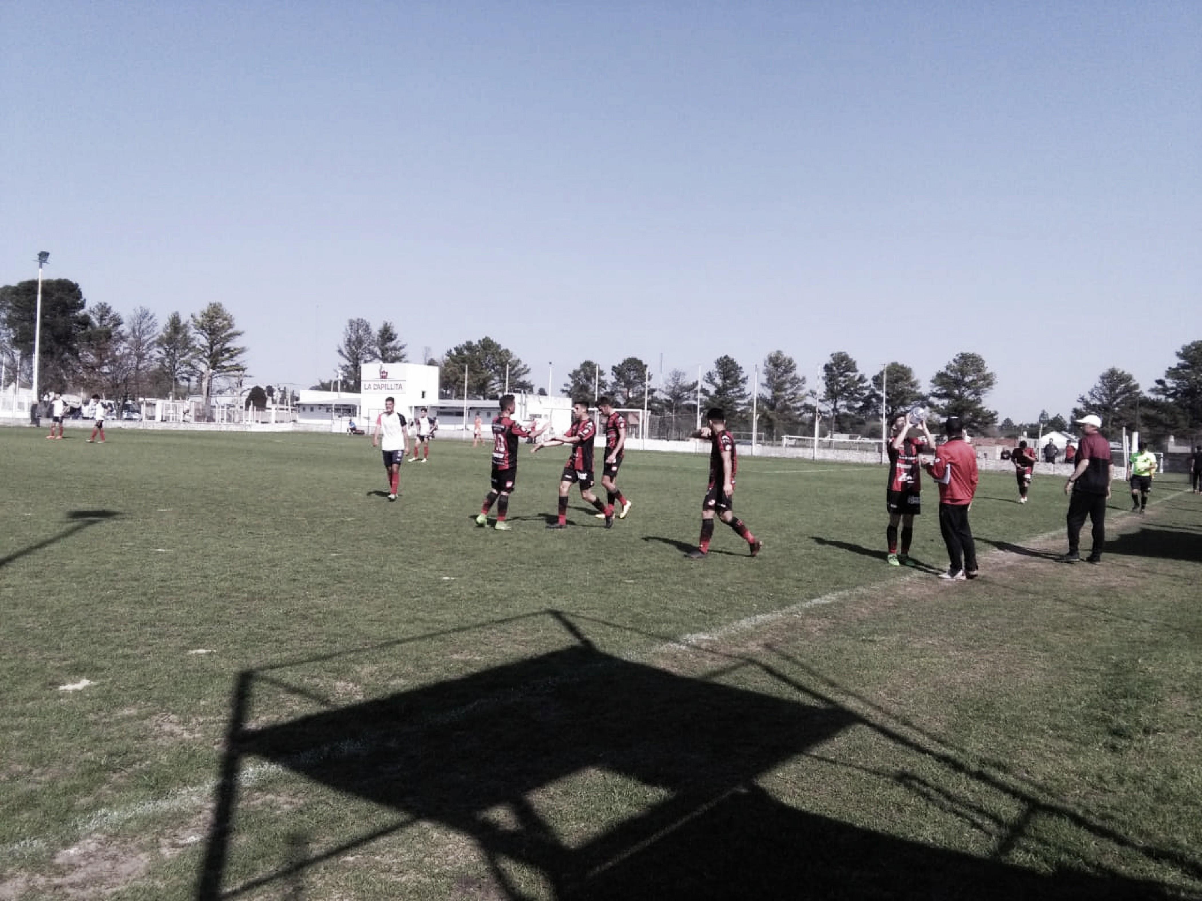 Juveniles AFA: Pocos puntos ante San Lorenzo
