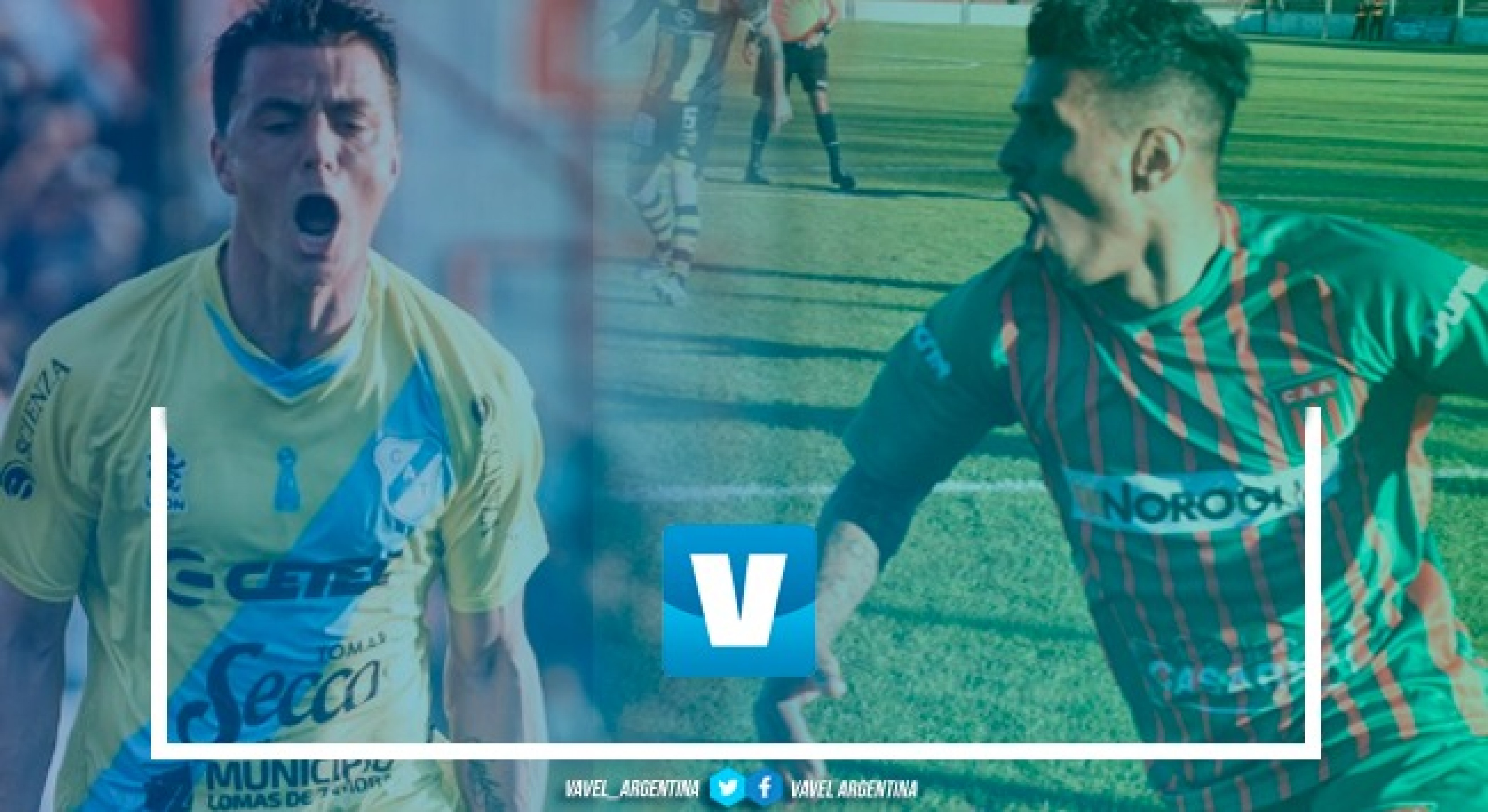 Cara a cara: Leandro González vs Emiliano Tellechea