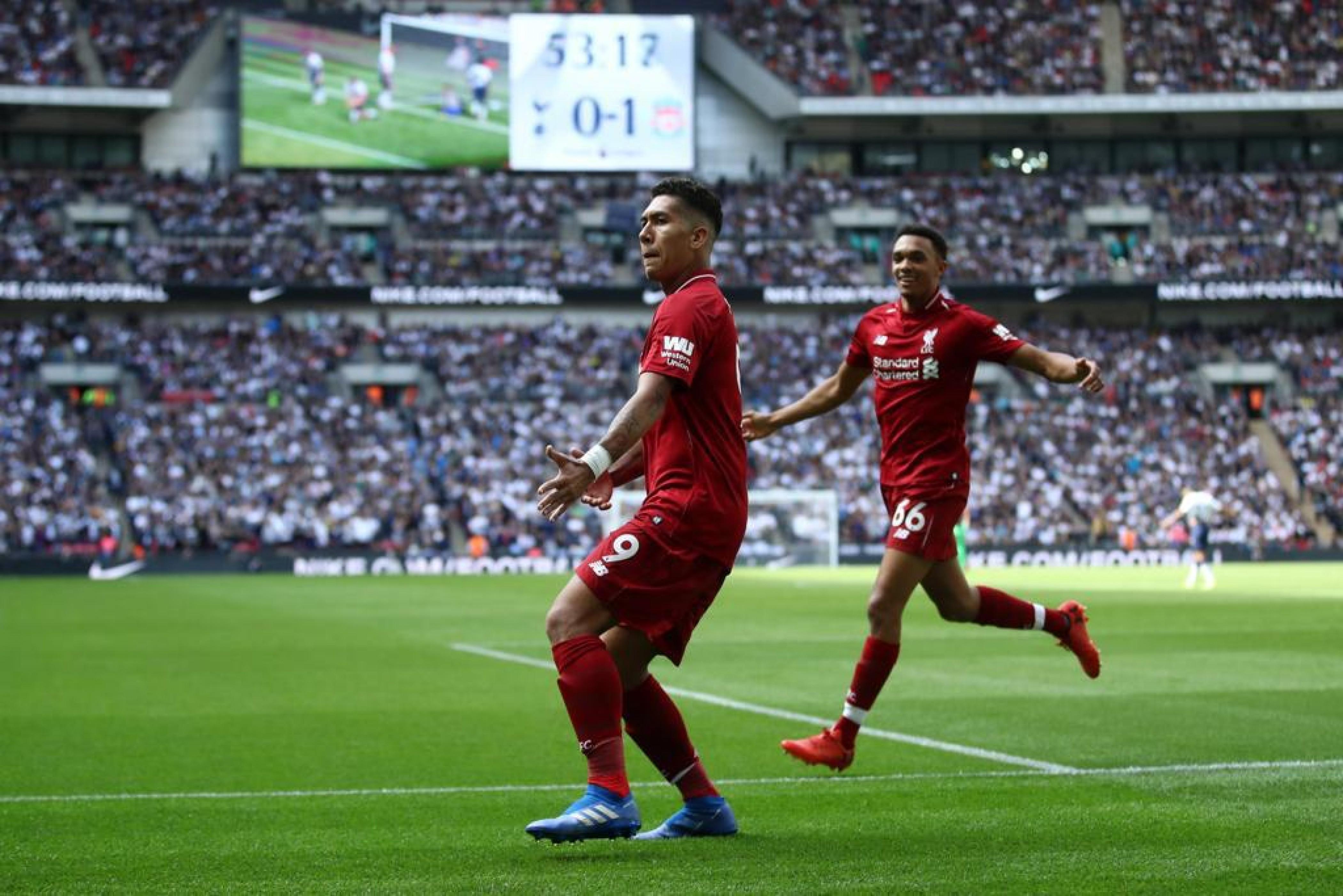 El Liverpool conquista Wembley y quiere la Premier
