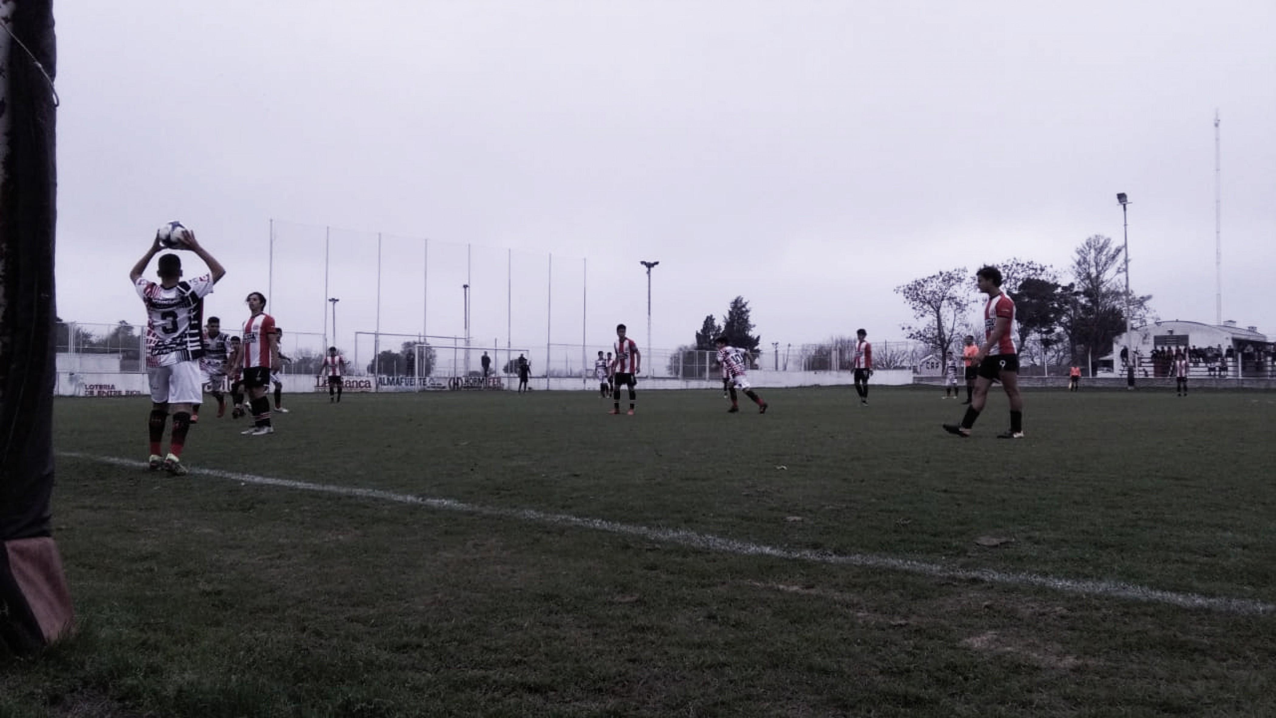 Juveniles AFA: El Patrón repartió puntos ante el Pincha