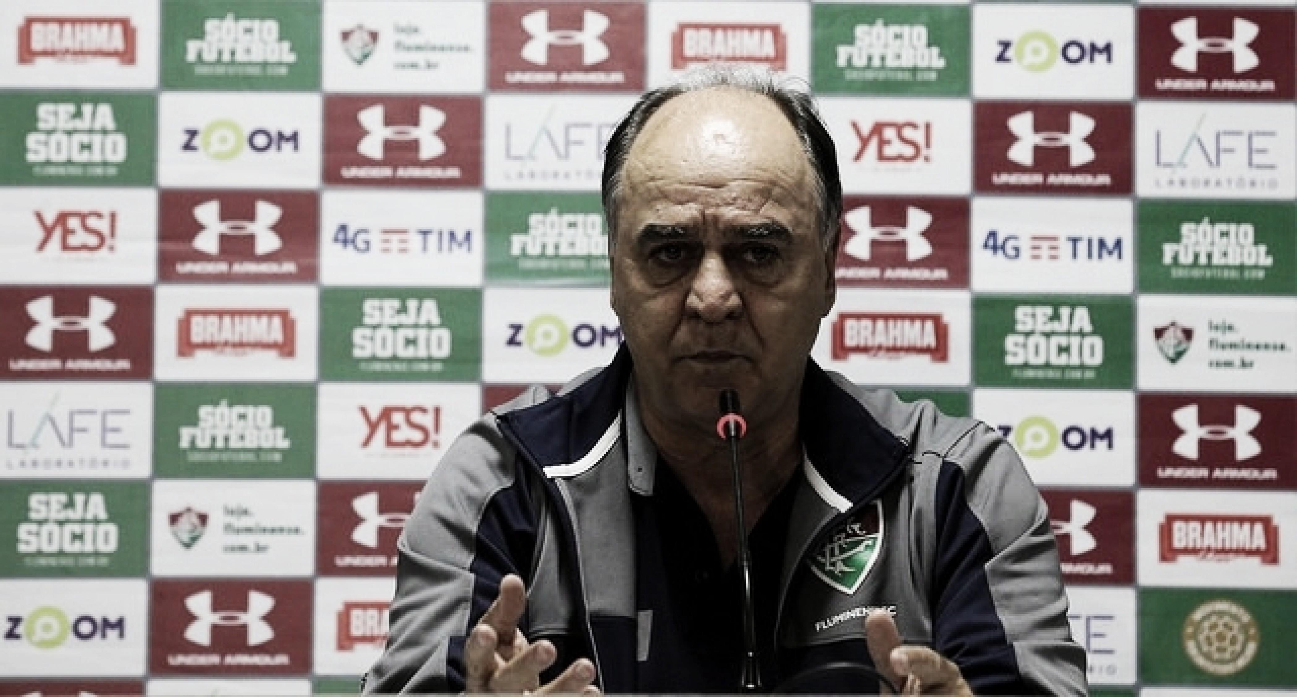 Marcelo Oliveira lamenta gols sofridos na derrota para o Atlético-PR: ''Eram evitáveis''