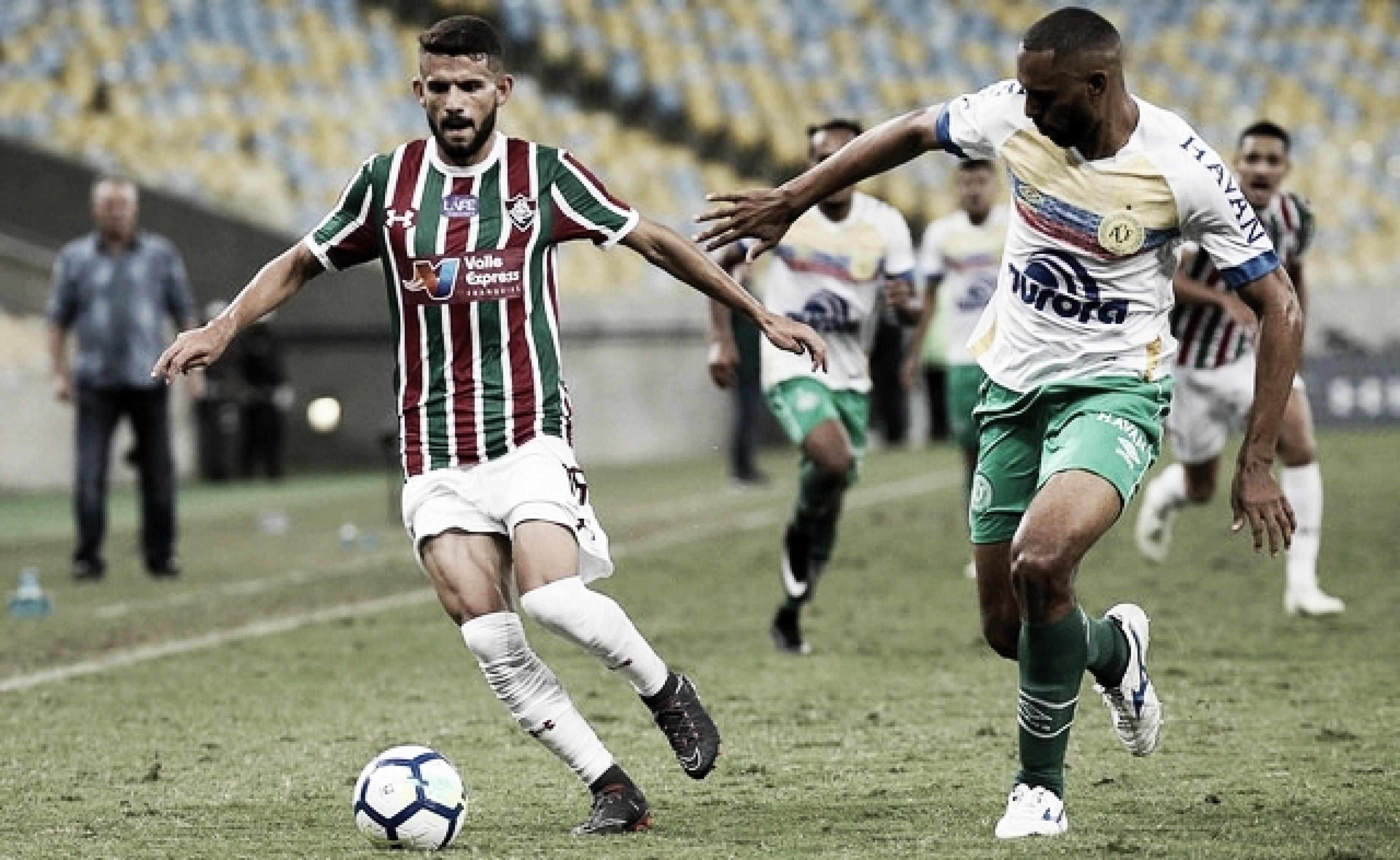Chapecoense recebe o Fluminense buscando fugir da zona de rebaixamento