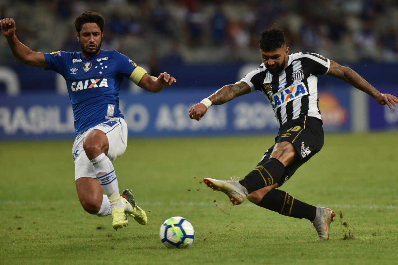Assistir Cruzeiro x Santos AO VIVO online no Campeonato Brasileiro 2019 (0-0)