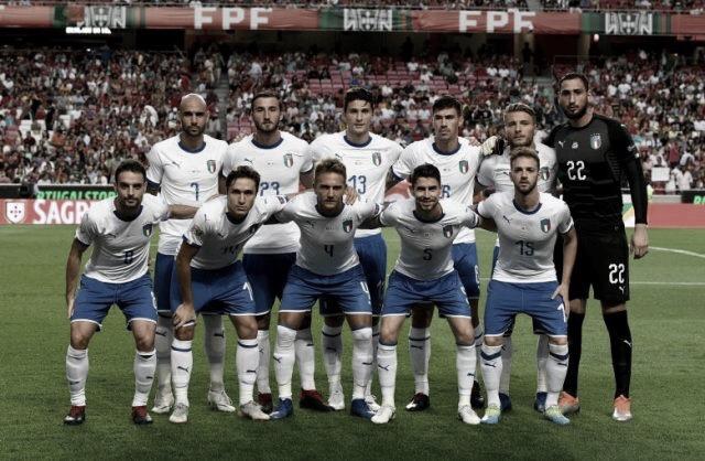 Com novidades na lista, Mancini convoca Itália visando a Liga das Nações