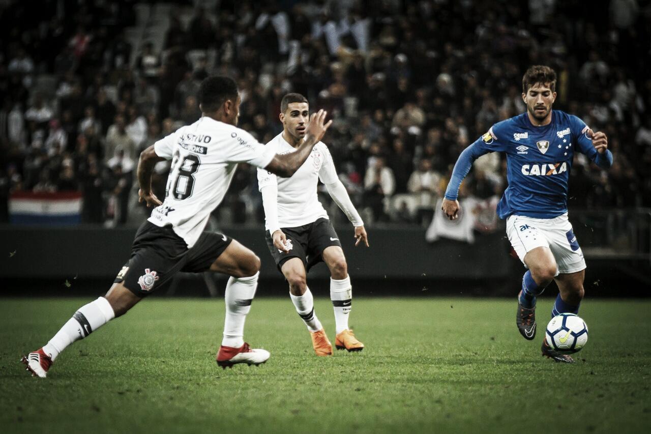 Corinthians tenta manter bom histórico contra o Cruzeiro para levantar a taça da Copa do Brasil