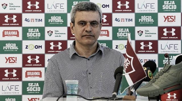 Coordenador médico do Fluminense atualiza situação de atletas lesionados