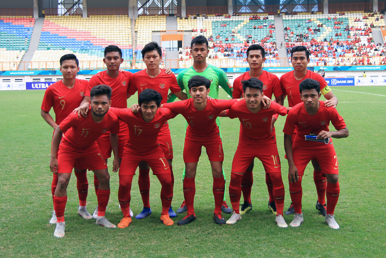 Jadwal Timnas Indonesia U-19 dan Piala AFC 2018