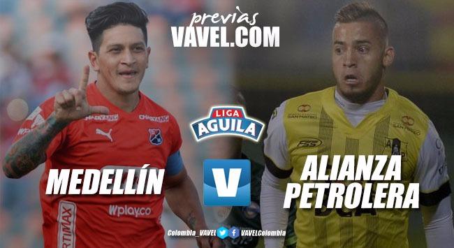 Previa Independiente Medellín vs Alianza Petrolera: distintos presentes, tres puntos en juego