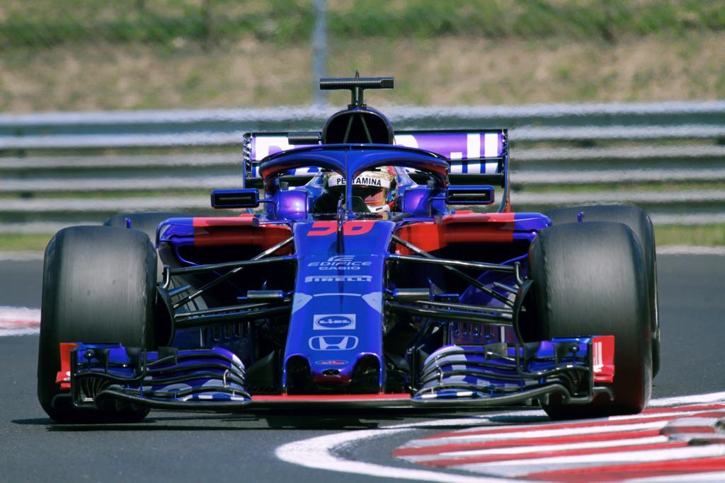 Sean Gelael Ingin Rasakan Toro Rosso yang Tangguh di FP1 Austin