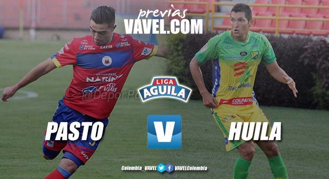 Previa Deportivo Pasto vs Atlético Huila: duelo definitivo por el descenso